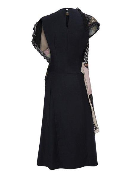 Asli Filinta Rhoda Patchwork Dress