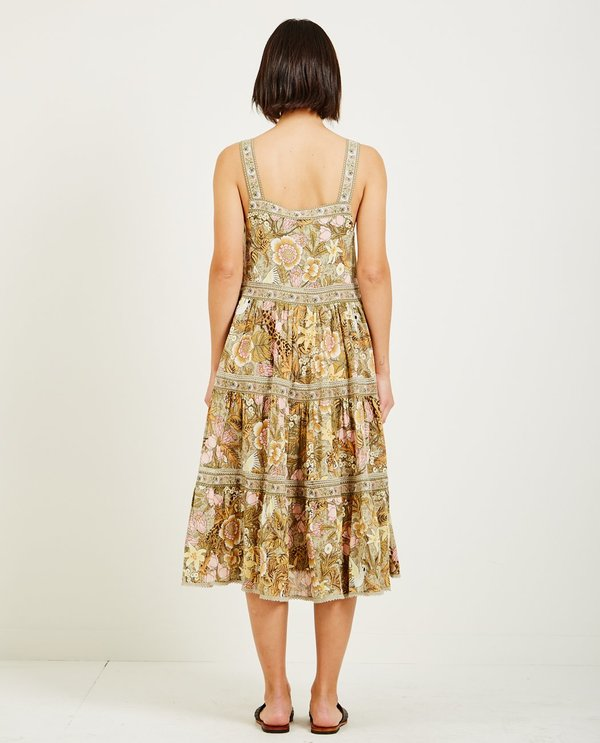 3e9d4da669a ... JUNGLE MIDI SUNDRESS - KHAKI. sold out. SPELL   THE GYPSY