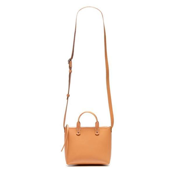 4eb16db6213c FEED Leather Mini Eleanor Crossbody - TAN. sold out. FEED · Bags