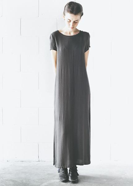 Lacausa Loft Dress   Shadow