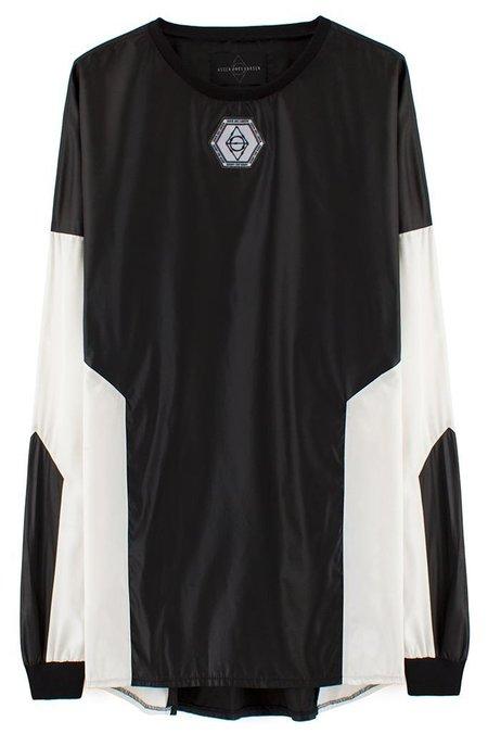 ASGER JUEL LARSEN Sweatshirt Hyder - Black/White
