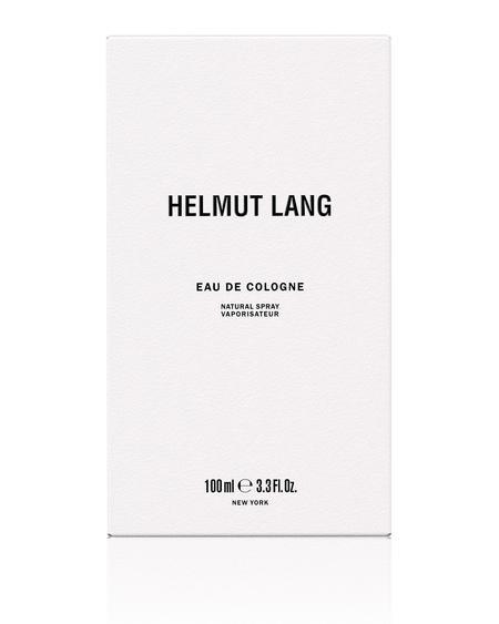 Helmut Lang Fragrance Eau De Cologne