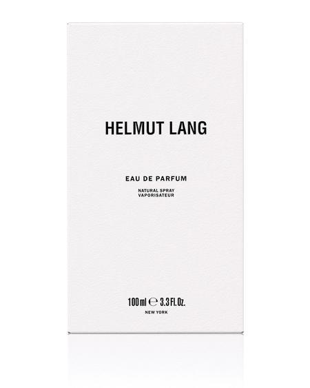 Helmut Lang Fragrance Eau De Parfum