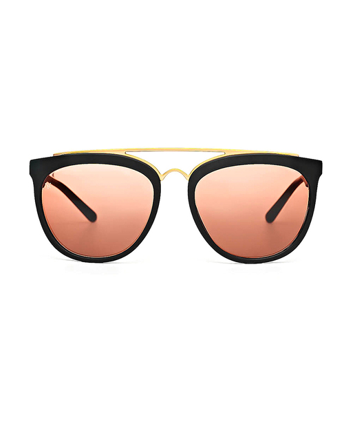 Smoke x Mirrors Volunteers Sunglasses in Matte Black