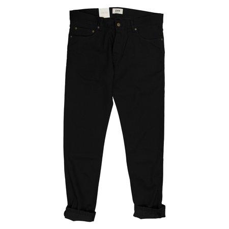 Livid Jeans Edvard Skinny Selvedge Denim - Japan Black