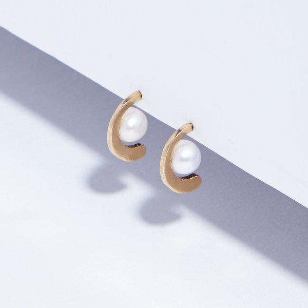 Metalepsis Projects Renata Stud Earrings