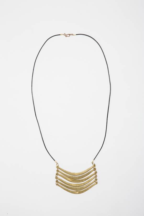 Osei Duro Ribs Necklace