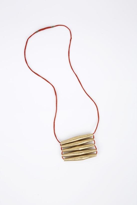 Osei Duro Five Fingers Necklace