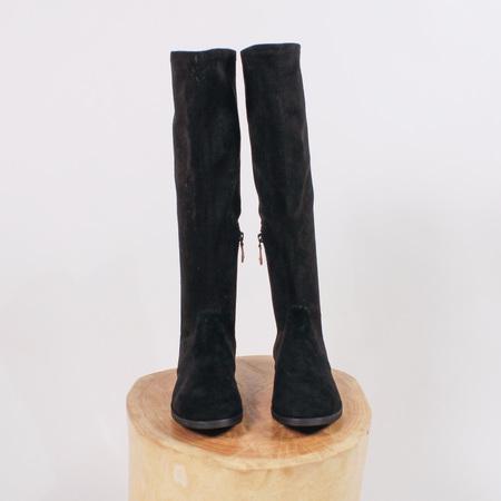 Gentle Souls Emma Stretch Boot - black