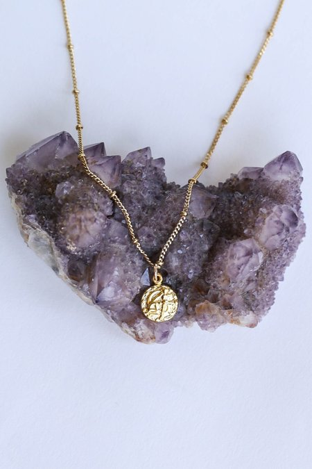 CAM Jewelry Tiny Astrology Necklace