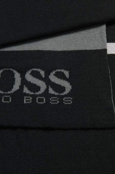 Hugo Boss Giftset Scarves - Black