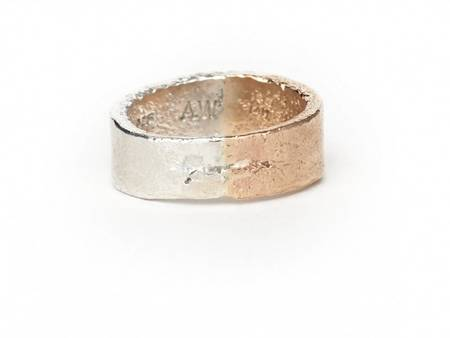 Alice Waese Stitch Ring