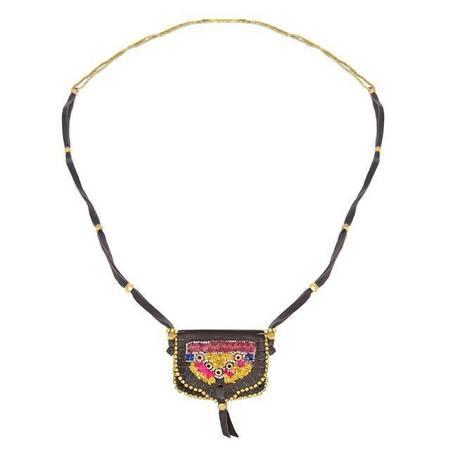 Ishi Bolsita Necklace - Multi