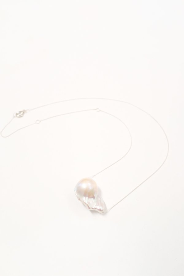 Beklina Pearl Necklace