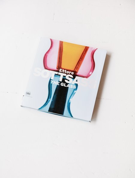 DAP Press Ettore Sottsass : The Glass
