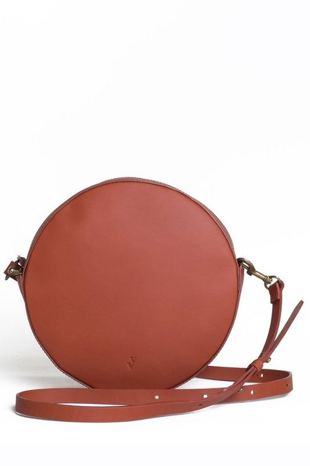 Vereverto Miro Circle Bag - Brown