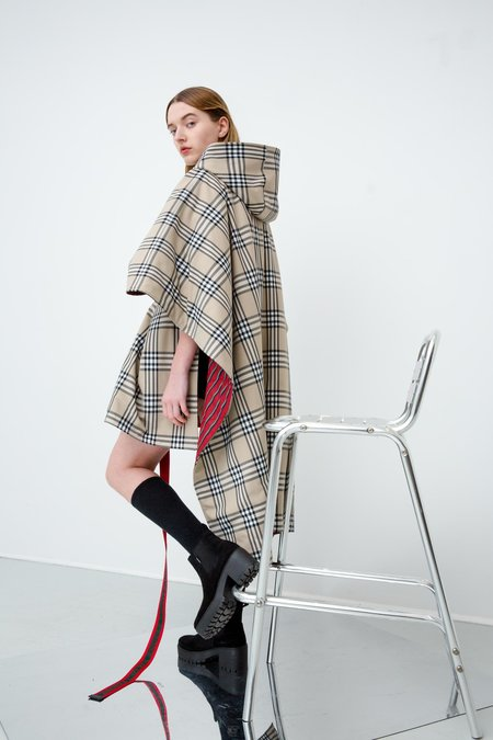 Andrea Crews CICA Reversible Cape