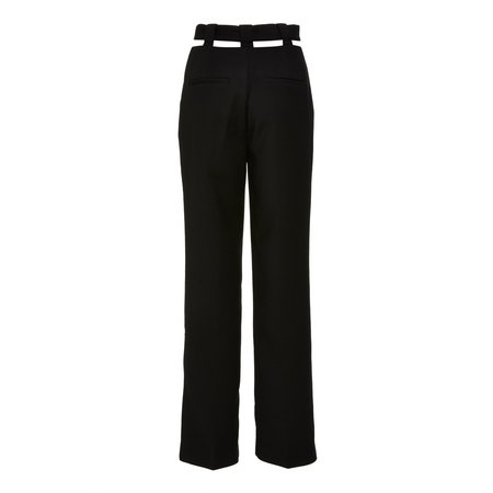 acler Winton Pant - BLACK