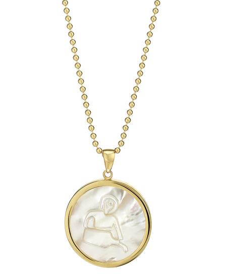 ASHA by ADM Zodiac Pendant Necklace