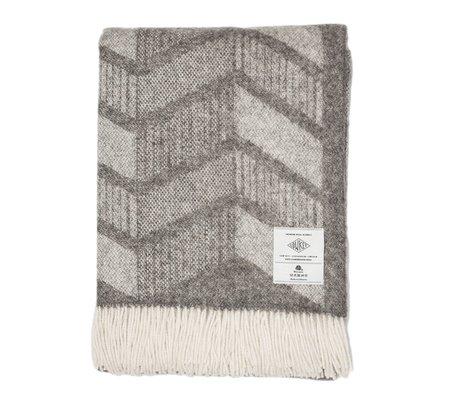 Low Key Goods Wool Blanket - Arrow Pattern