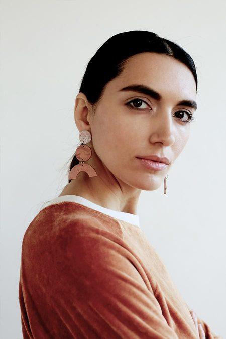 Elise Ballegeer Maya Earrings