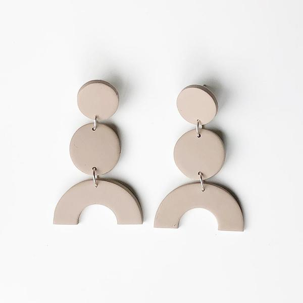 Elise Ballegeer Maya Earrings
