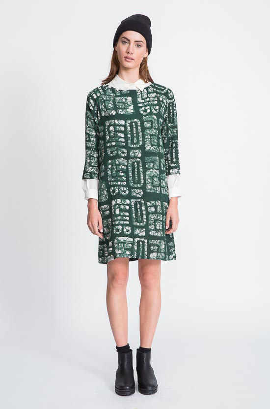 Osei Duro Linter Dress