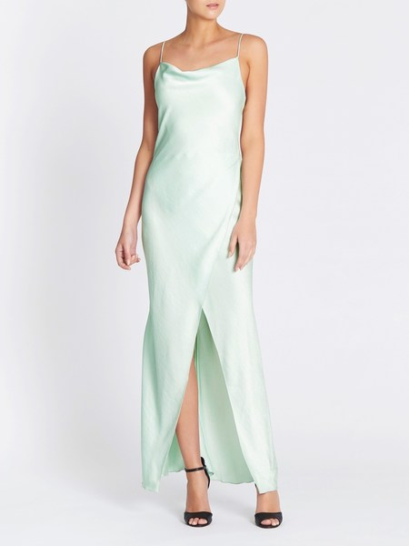 Camilla and Marc Bowery Slip Dress - ICE MINT
