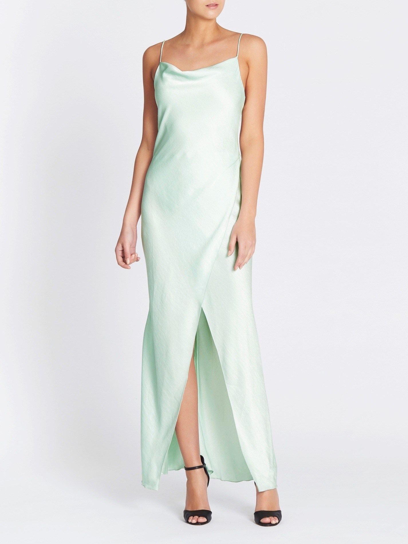 2e92f8b0767e Camilla and Marc Bowery Slip Dress - ICE MINT | Garmentory