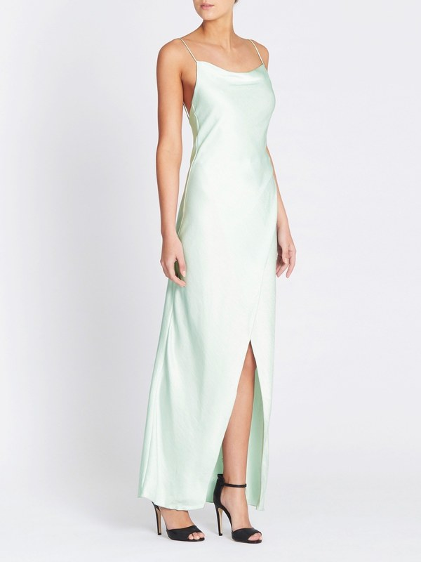 8c8cfaecb46f Camilla and Marc Bowery Slip Dress - ICE MINT | Garmentory