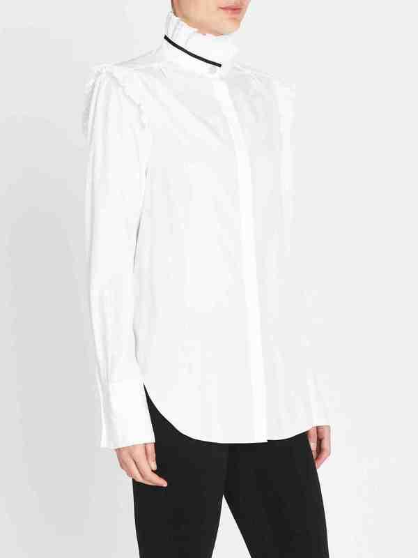 Camilla and Marc Nova Shirt - White