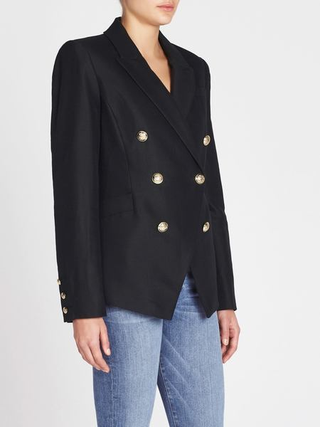 Camilla and Marc Etienne Jacket - BLACK