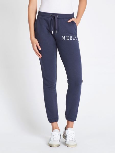 Zoe Karssen Mercy Relaxed Fit Sweatpants - blue