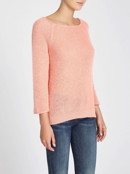 MiH Jeans Bowen Sweater - Pale Rose