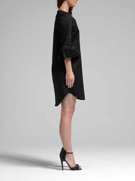 N / Nicholas Lola V Insert Dress