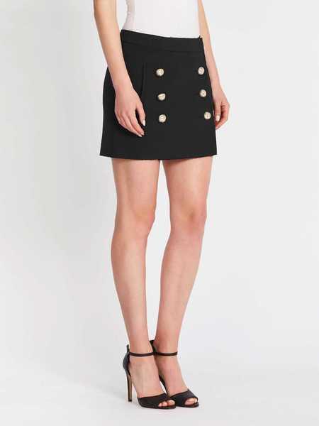 Camilla and Marc Azalea Mini Skirt - BLACK