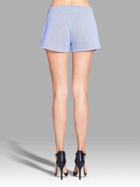 C & M Camilla And Marc Melrose Stripe Short - Blue/White