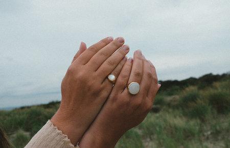 Luiny Luna Perla Ring No.2