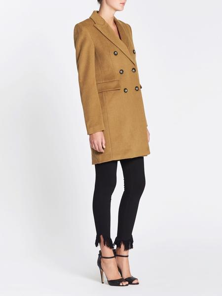 Camilla and Marc Ira Coat - KELP