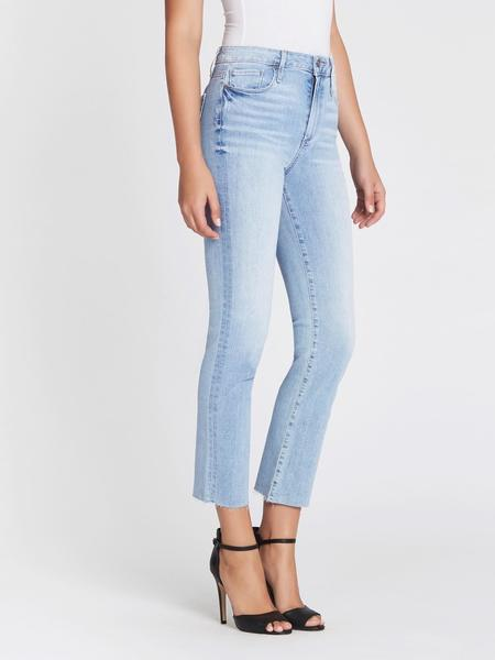Paige Hoxton Straight Ankle Jean