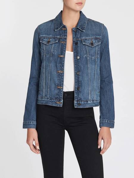 J Brand Slim Jacket - Blue