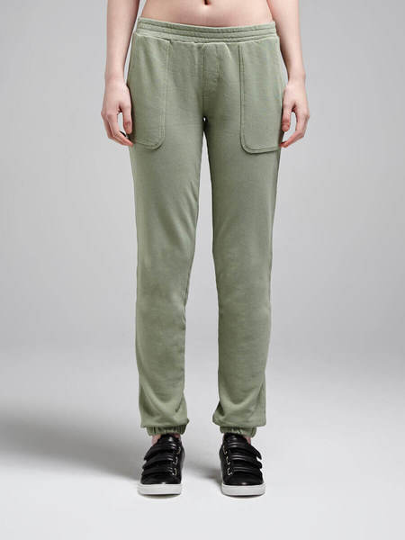 Soft Joie Batilde Tapered Jogger Pants - Military Green