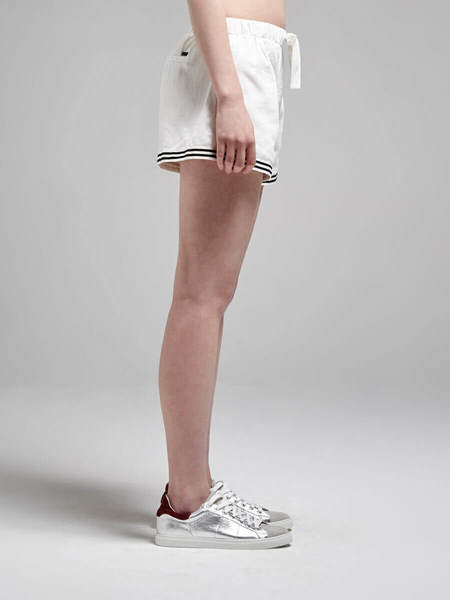 C & M Camilla And Marc Ace Short - WHITE