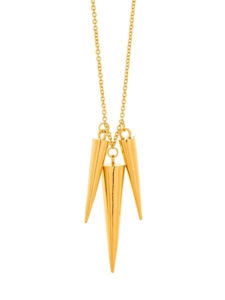 Gorjana Cersi Long Necklace - Gold