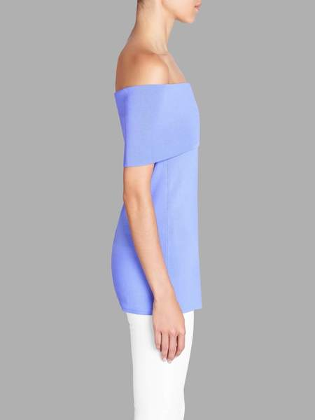 Camilla and Marc Zinnia Top - ICE BLUE