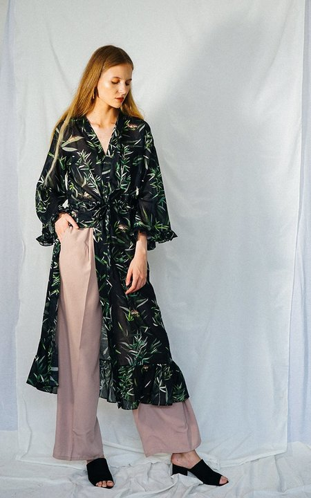 Ensemble The Label Foliage Robe