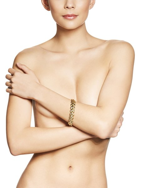 Vintage Love & Object Balenciaga Audrey Bracelet - GOLD