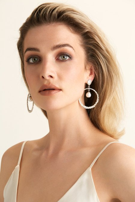 Love & Object Olympia Collection Beuna Earrings