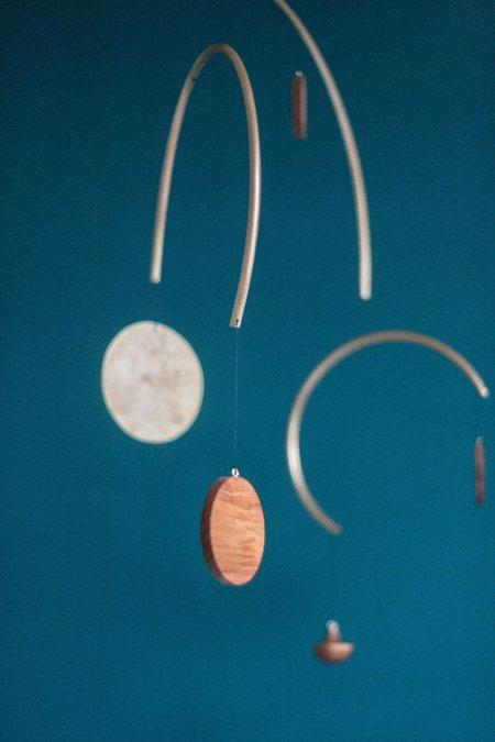 Fellows Mobiles Brass Rings