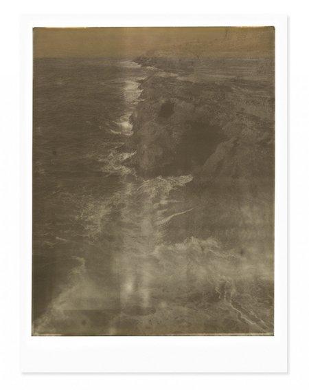 Adam Custins Piha Print